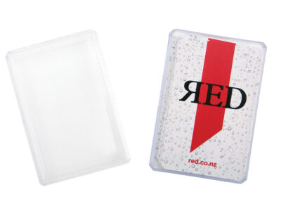 Playing Card Plastic Case