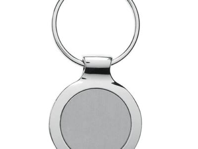 Discus Key Ring