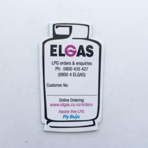 Gas Bottle Shape Magnet