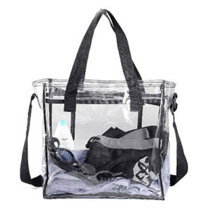 Clear PVC Satchel