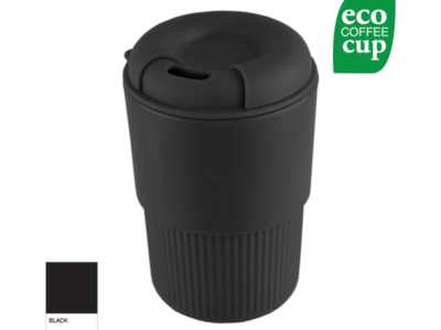 Eco Coffee Cup Black
